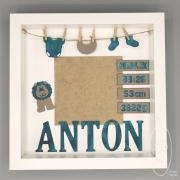 Geburt_Rahmen_Anton_Petrol